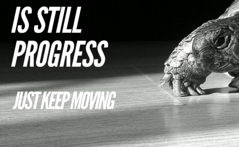 How do you judge yourprogress?